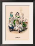 Guimauve Posters by J.J. Grandville