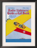 Radio Listeners' Guide and Call Book: Radio by Air Prints