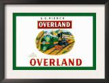 Overland Cigars Prints