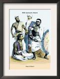 King of Tahiti Prints by Richard Brown