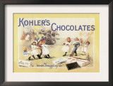 Kohler's Chocolates Prints