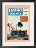Radio News Posters