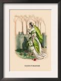 Fleur d'Oranger Prints by J.J. Grandville