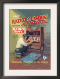 1001 Radio Questions and Answers Print