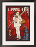 Lippincott's, August 1895 Prints by Will Carqueville