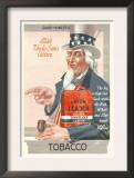 Take Uncle Sam's Advice, Union Leader Tobacco Prints