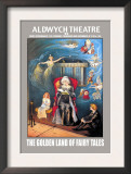 The Golden Land of Fairy Tales at the Aldwych Theatre Prints by Val Prince