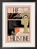 The Philistine Prints by Dwight Ripley Collin