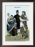 Sultan of Bombay, 19th Century Prints by Richard Brown