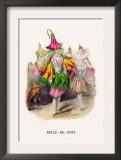 Belle-De-Nuit Prints by J.J. Grandville