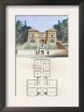 Egyptian Pavilion Prints by Richard Brown