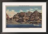 Grand Canyon, Arizona - Boulder Dam Area, Lake Mead Boat Prints