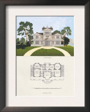 Venetian Summer Residence Posters by Richard Brown