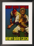 Henry David Thoreau, Henry David Catch Art