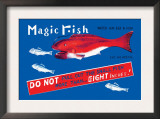 Magic Fish Art