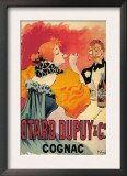 France - Otard-Dupuy & CO. Cognac Promotional Poster Posters