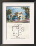 Pompeii Suburban Villa Prints by Richard Brown