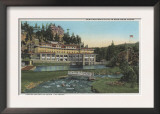 Evergreen, CO - Troutdale Hotel, Bear Creek Canyon Prints