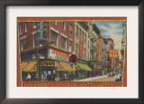 New York City, New York - Greetings From Chinatown Prints