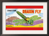 Cragstan Dragon Fly Poster