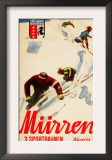 Murren, Switzerland - Inferno Races Promotional Poster Prints