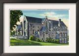 Ithaca, New York - Exterior View of the Willard Straight Hall, Cornell University Prints