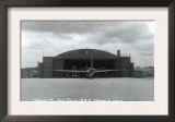 Whidbey Island, Washington - Ault Field Hangar 4 View Print