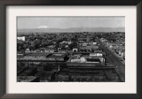 Yakima, Washington - Aerial View of the City Prints
