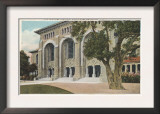 Palo Alto, California - View of the Library, Stanford University Prints