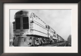 "Chesapeake & Ohio Railroad ""500"" Locomotive Engine Posters"