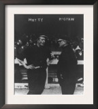 Christy Mattewson & John McGraw, NY Giants, Baseball Photo - New York, NY Print