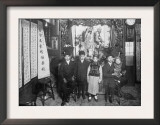 Five Boys at a New Year's Celebration in Chinatown NYC Photo - New York, NY Prints
