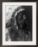 Jack Red Cloud Ogalala Indian Portrait Curtis Photograph Prints