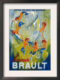 Limonade Brault Vintage Poster - Europe Posters