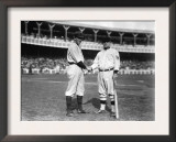 Hal Chase, NY Highlanders, John McGraw, NY Giants, Baseball Photo - New York, NY Posters