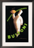 Tuscany, Italy - Buitoni Pasta Promotional Poster Poster