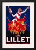 Kina Lillet Vintage Poster - Europe Art