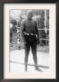 Heavyweight Boxing Champion Jack Johnson Photograph Art