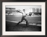 George Kahler, Cleveland Indians, Baseball Photo - New York, NY Print