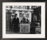 Man in Chinatown Shop New York, NY Photograph - New York, NY Art
