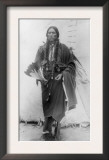 Comanche Chief Quanah Parker Photograph Prints