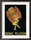 Cognac Pellisson Promotional Poster - France Prints