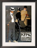Switzerland - Confection Kehl Gentlemen Clothing Advertisement Poster Prints