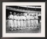 NY Giants Starters, Opening Day, Baseball Photo - New York, NY Posters