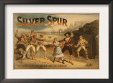 Silver Spur - Pirates Theatrical Poster Prints