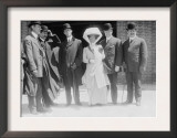Orville, Wilbur, and Katherine Wright et al Photograph Prints