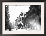 Street Scene in Chinatown, New York Photograph - New York, NY Posters