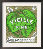 Vieille Fine Wine Label - Europe Prints
