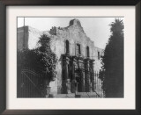 The Alamo in San Antonio, TX Photograph No.2 - San Antonio, TX Prints