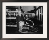 Phonograph Inventor Emile Berliner Photograph Prints